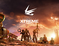 RF Xtreme Gaming Concept Rebrand
