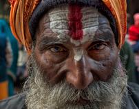 Portraits Varanasi
