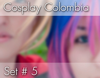 Cosplay Colombia Sesión #5
