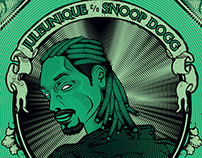 """Juleunique c/o Snoop Dogg """"Money Ain't A Thing"""""""