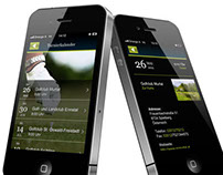 Diners Club Beginners Golf Trophy - The App
