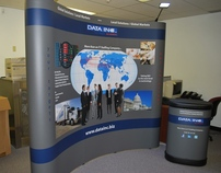 IT Company Exhibit Booth