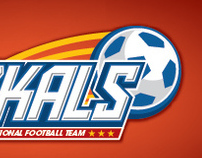 Azkals Logo (Unoffical)
