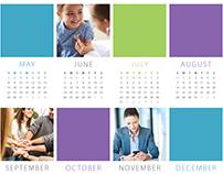 QuadMed Poster Calendar
