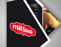 Cardápio Restaurante Mitsuo