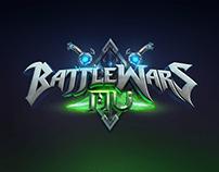 GAME LOGO - Battle Wars