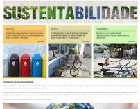Página de Sustentabilidade - IABAS
