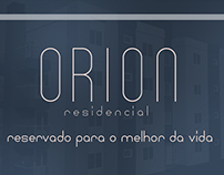 Identidade Visual: Orion