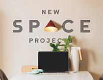 New Space Project - Branding