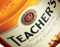 TEACHER´S SCOTCH WHISKY