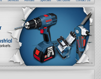 Air & Tool Engineering Website Design
