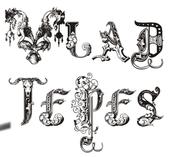 Vampirevich typeface