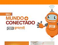 Seu Mundo + Conectado - Grandi Telecom
