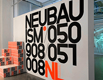 Neubauism, Exhibition & Publication, NL (2008)