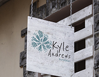 Kyle Andrews Foundation - Hypothetical Rebrand