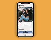 [Exploration] 67/365 - Instagram concept