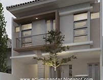 Design & Build Rumah Minimalis di Demak Jaya Surabaya