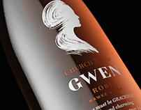 Church Road Gwen — Packaging