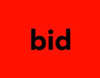 bid (website)