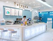 7Clouds Monster Frozen Yogurt - 毛怪冰淇淋