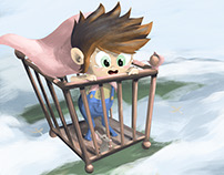 Flying Cradle