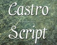 Castro_Script_typography