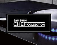 Samsung Italia - Folder Chef collection Davide Oldani