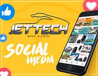 SOCIAL MEDIA | JET TECH