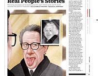 Geoffrey Rush plays Einstein - Variety