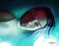 Mermaid   Personal Artwork