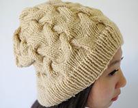 Hand-Knit Work