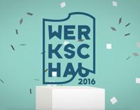 WERKSCHAU 2016 | Trailer | FH Potsdam