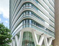 18 King Wah Road - Pelli Clarke Pelli Architects