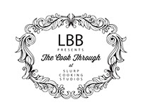 LBB PRESENTS - the cook Through !