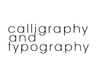 Calligraphy And Typography (Updated)