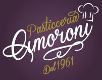 LOGO DESIGN - Pasticceria Cimoroni