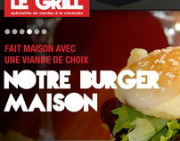 Restaurant Le Grill