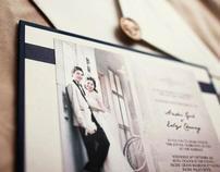 """Wedding Invitation """"Andri Goh & Erlys Cheung"""""""