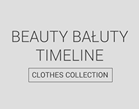 BEAUTY BAŁUTY CLOTHES TIMELINE