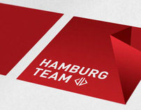 HAMBURG TEAM LOGODESIGN