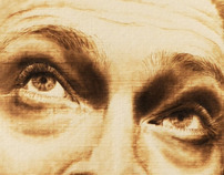 Vincent Cassel portrait