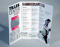 Tilles Center 25th Anniversary