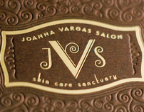 Joanna Vargas Salon Brand Identity and Makeover