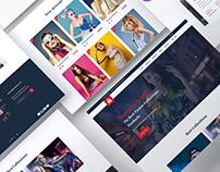 Trendy E-commerce Website