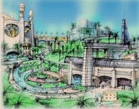 Al Wady Theme Park