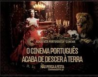 Cinema Português - Projeto