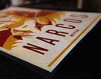 NARCOS Poster Artwork