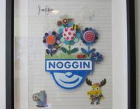 Noggin 3D Poster (2005)