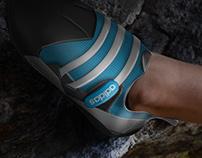 Adidas Climbing Shoe
