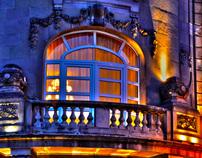 Ancira Hotel (HDR)